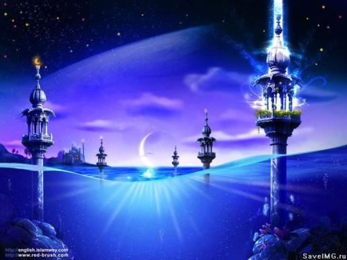 мусульманские картинки на аву
